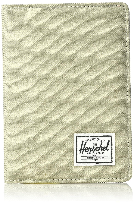 [ハーシェル]Raynor Passport Holder RFID B06XD731PG Light Khaki Crosshatch Light Khaki Crosshatch