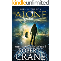 Alone (The Girl in the Box Book 1) book cover