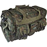 """Nexpak 22"""" Tactical Duffle Millitary Molle Gear Range Bag with Shoulder Strap"""