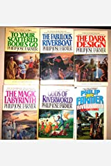 Riverworld Series 1-6 (To Your Scattered Bodies Go, Fabulous Riverboat, Dark Design, Magic Labyrinth, Gods of Riverworld, Riverworld and Other Stories) Paperback