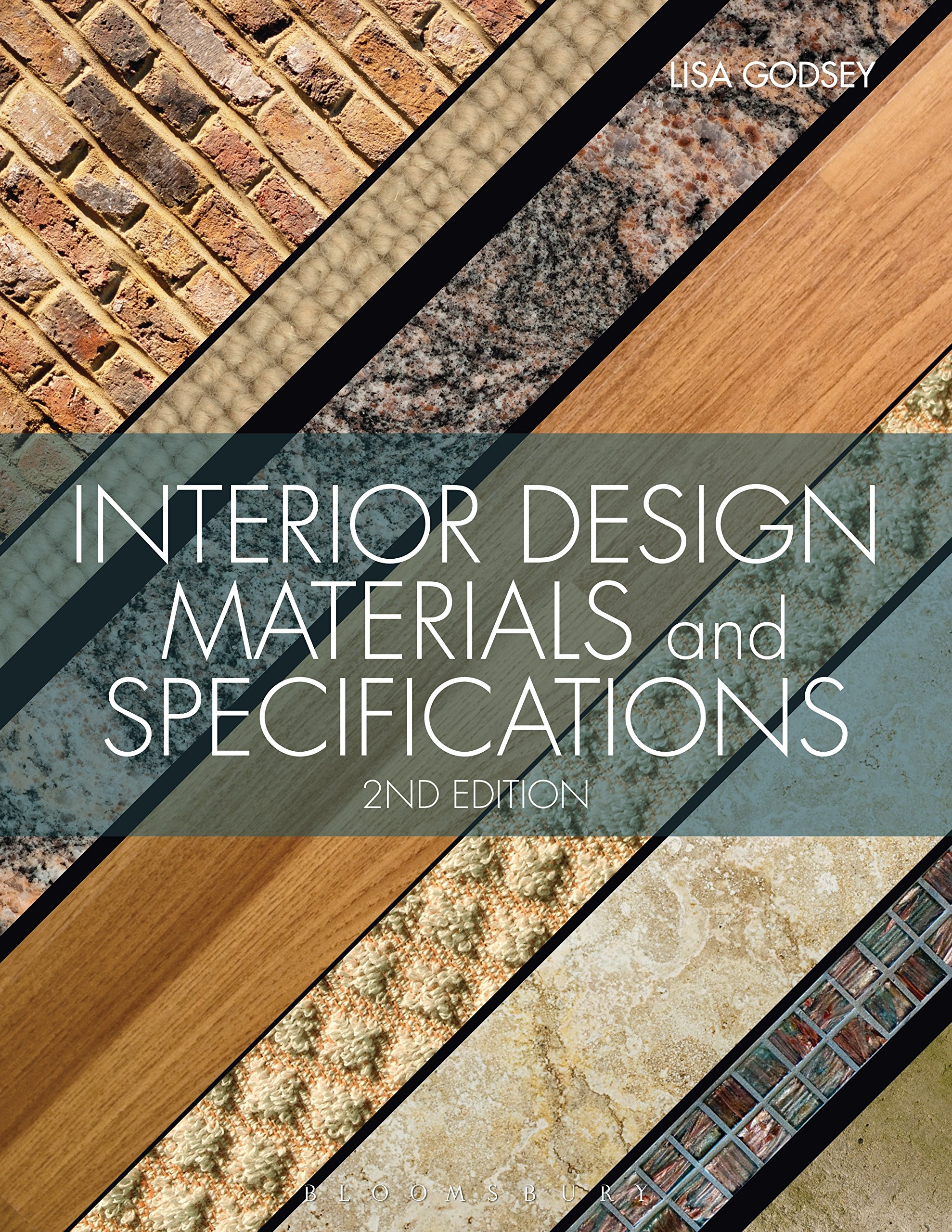 Interior Design Materials And Specifications Amazoncouk Lisa Godsey 8601400006603 Books