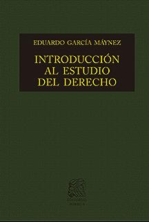 Introducción al estudio del derecho (Biblioteca Jurídica Porrúa) (Spanish Edition)