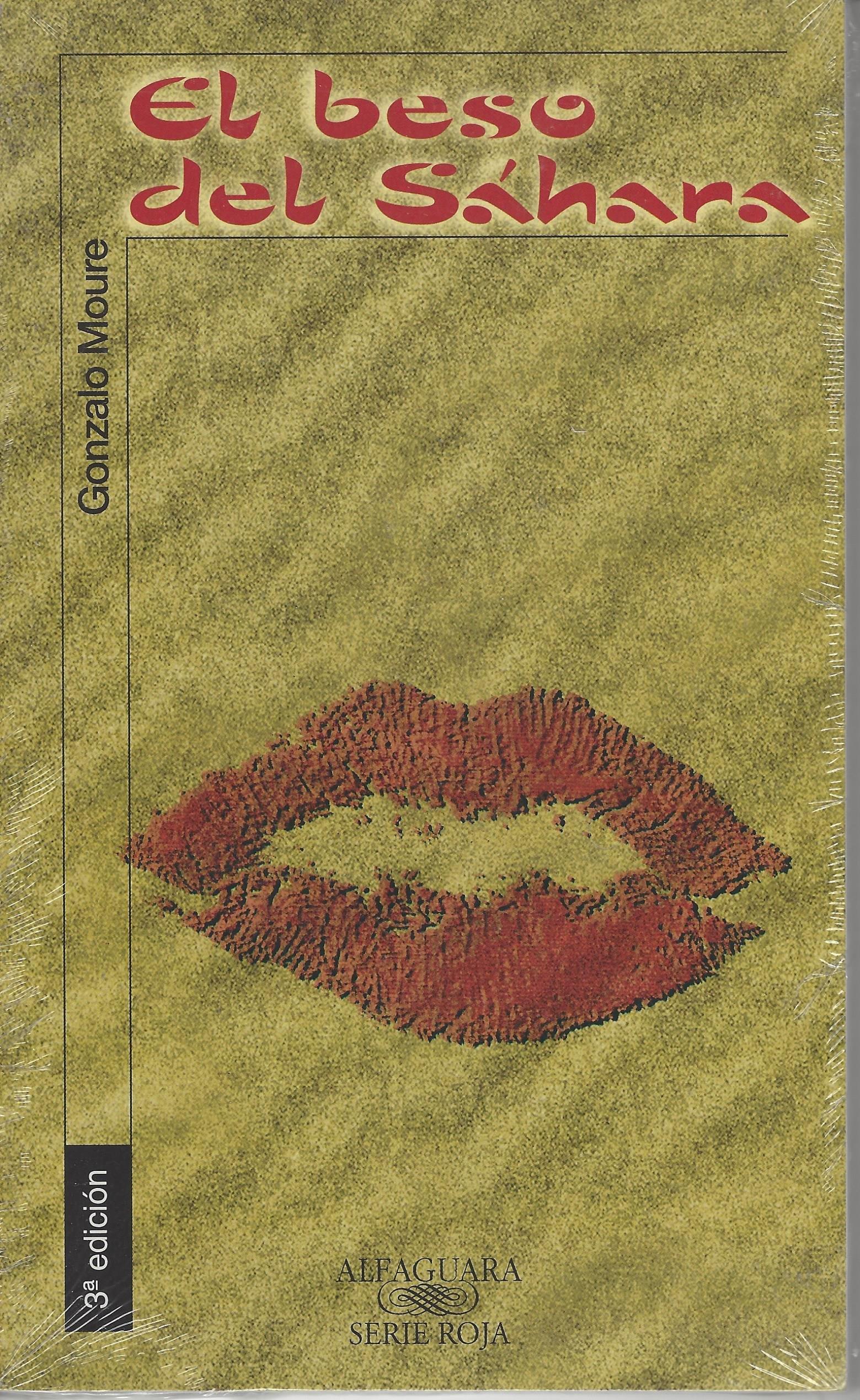 Beso del sahara, el (Alfaguara 14 Años (zaharra): Amazon.es: Gonzalo Moure: Libros