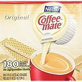 Nestle Coffee Mate Creamer 180 Single Serve Portions, Original, 67.5 Ounce