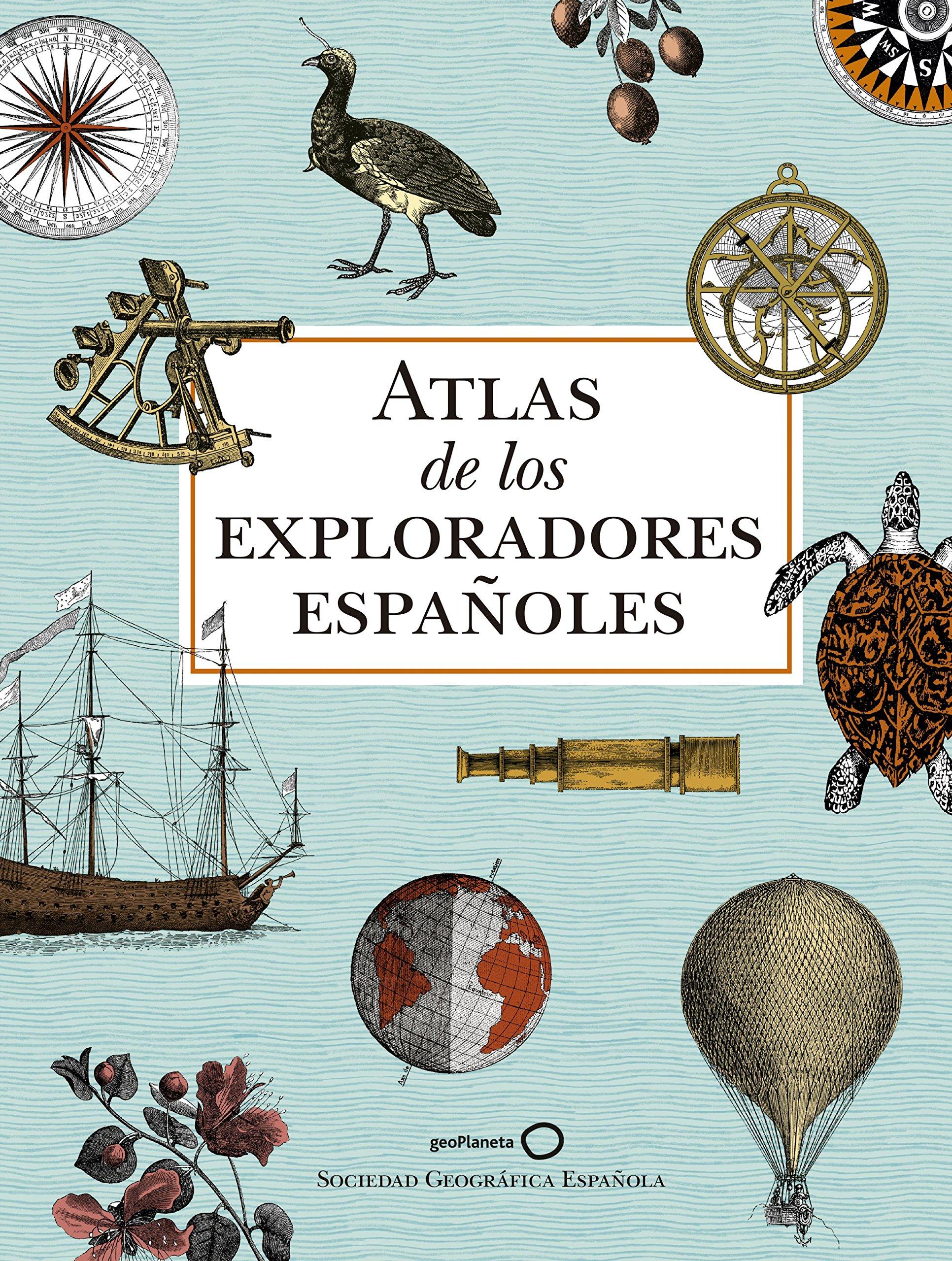 Atlas de los exploradores españoles (2ª edición): Amazon.es: AA ...