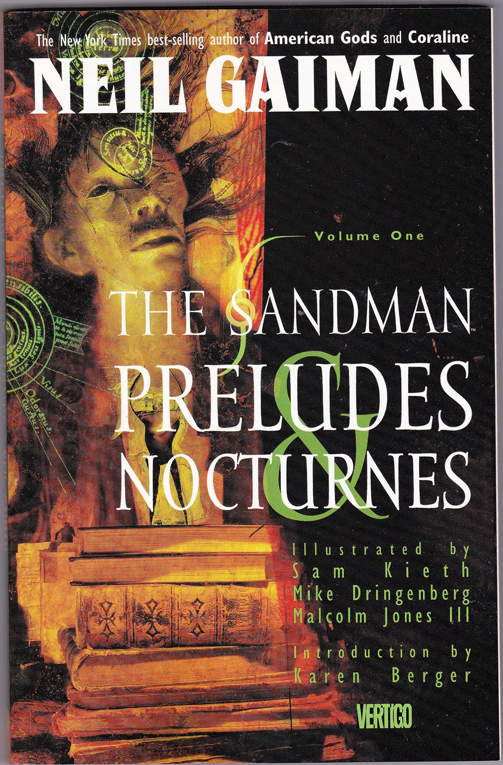 The Sandman Vol. 1: Preludes and Nocturnes, Neil Gaiman