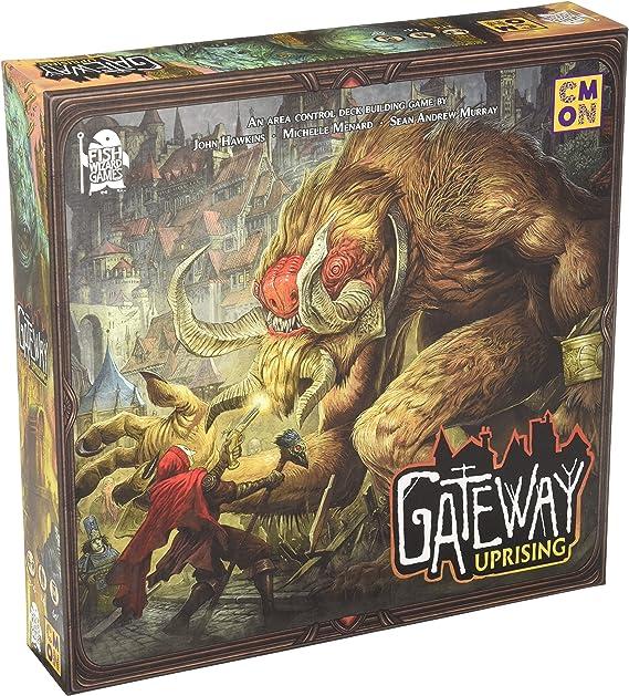 Gateway Uprising: Amazon.es: Juguetes y juegos