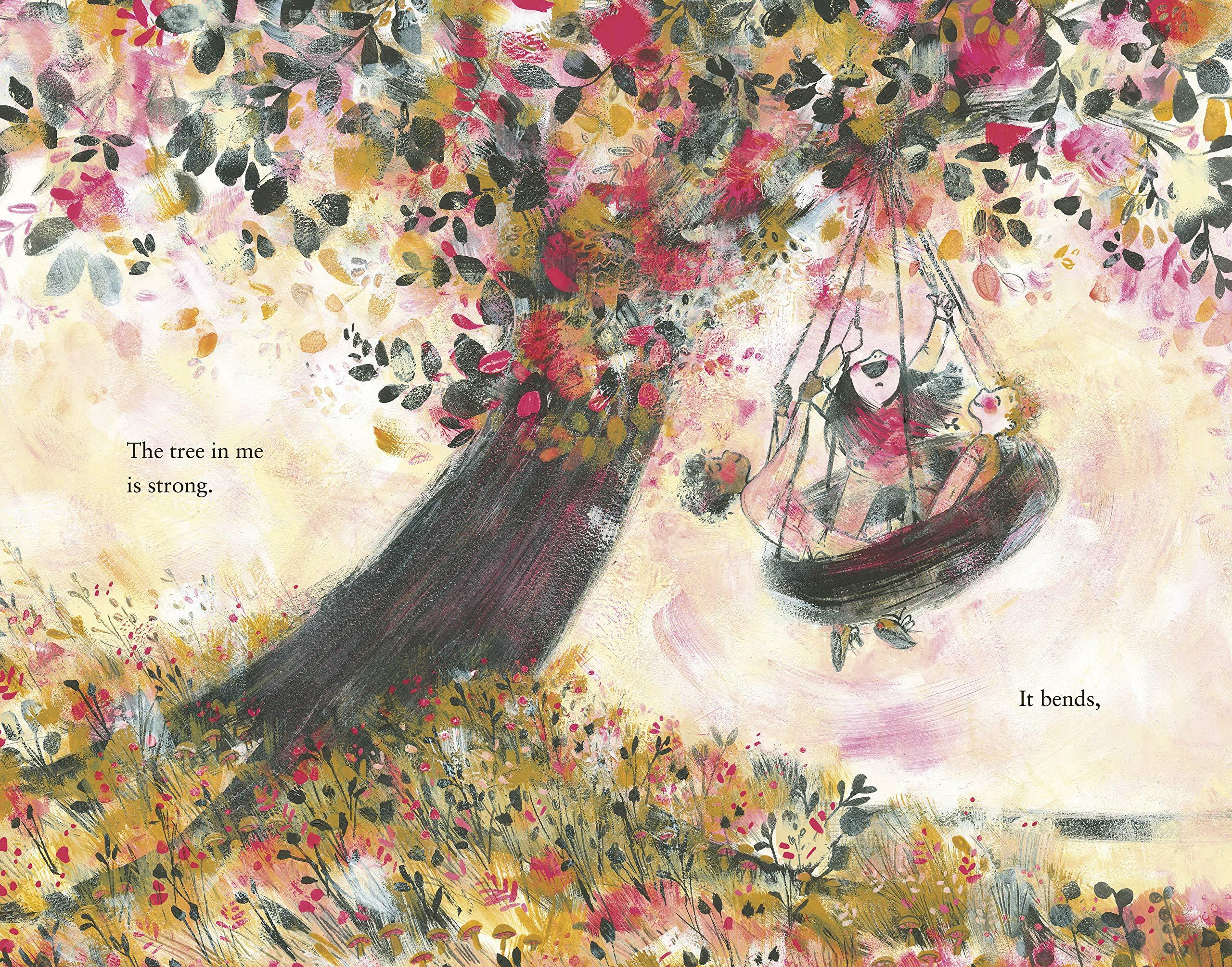 The Tree in Me: Luyken, Corinna: 9780593112595: Amazon.com: Books