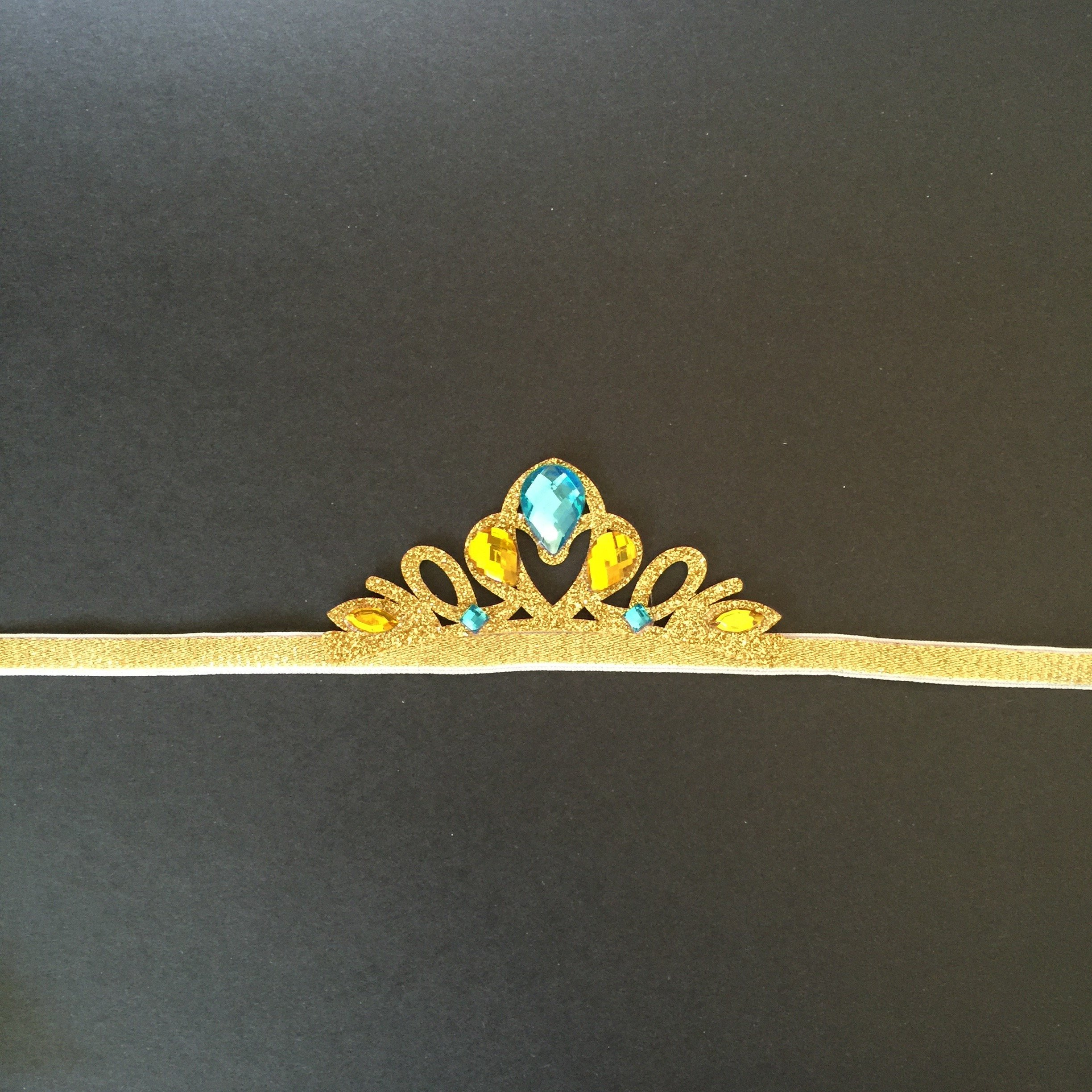 Princess Jasmine Crown, Aladdin Jasmine crown