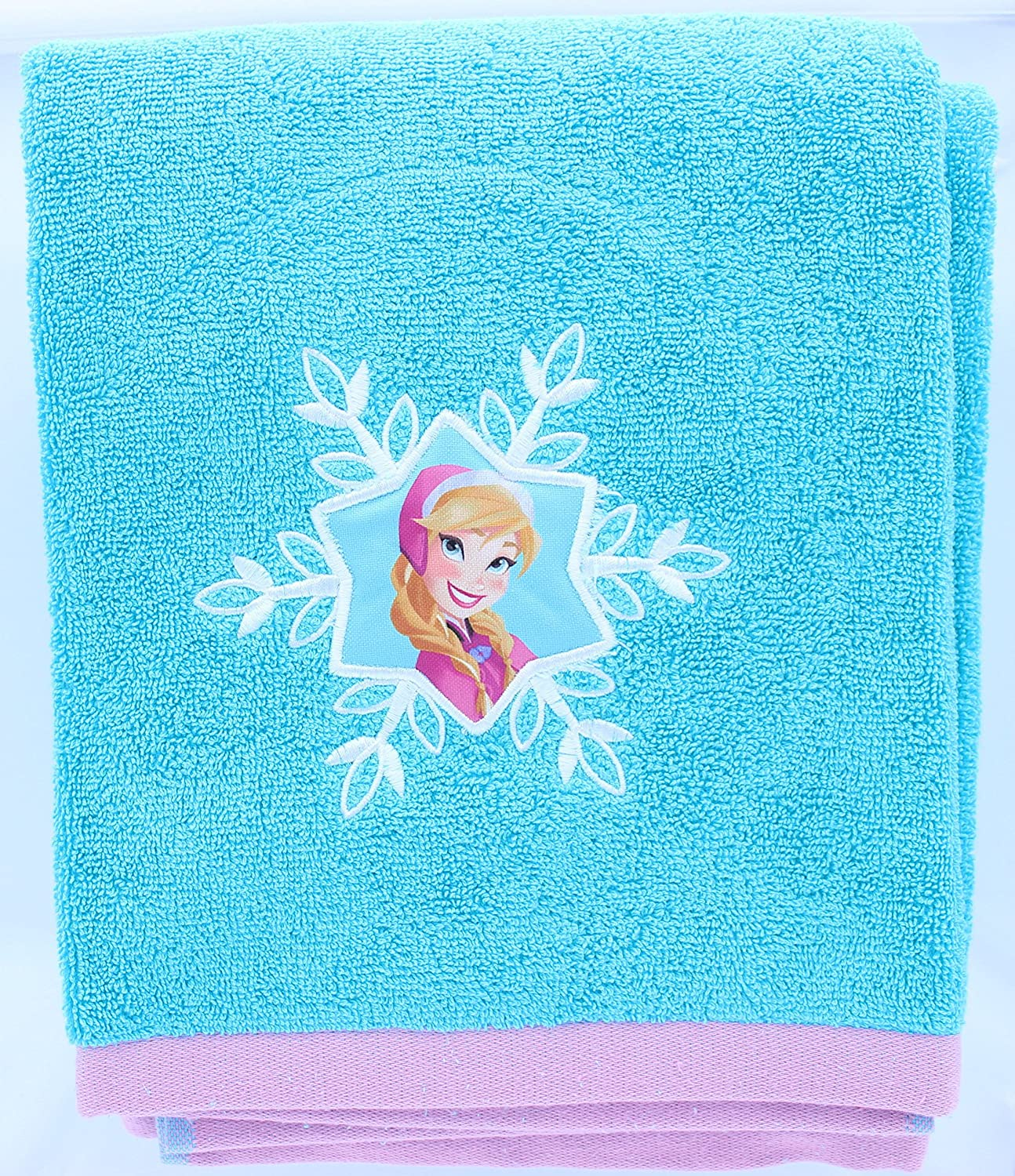 Amazon.com: Disney Frozen Embroidered Bath Towel - 28