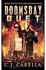 Doomsday Duet (New Olympus Saga Book 2) Kindle Edition