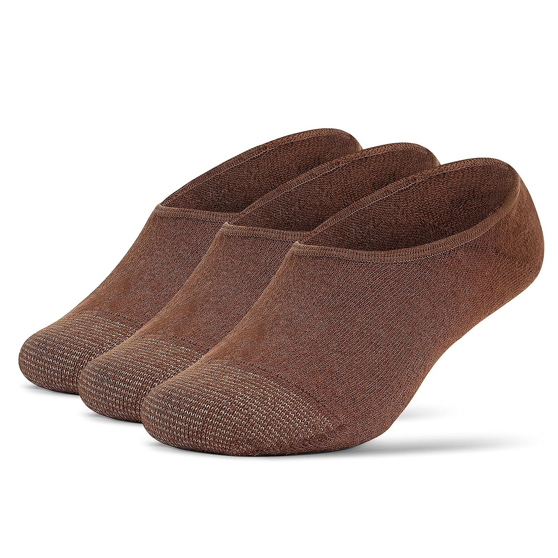 Galiva Boys' Cotton Lightweight No Show Liner Socks - 3 Pairs GL223