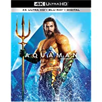 Aquaman (Bilingual) [4K UHD + Blu-ray + Digital]