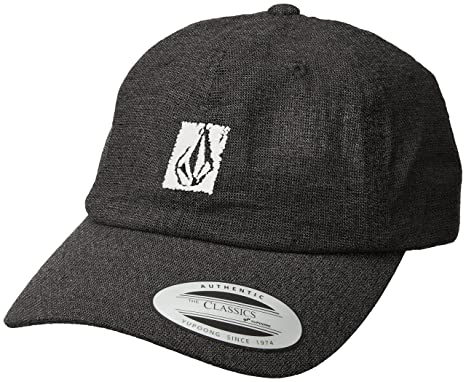 new arrival e231a c9667 ... coupon code for volcom mens pixel stone hat black dfe21 138f1