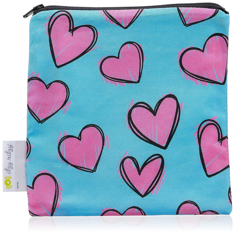 Itzy Ritzy Reusable Snack Bag - 7