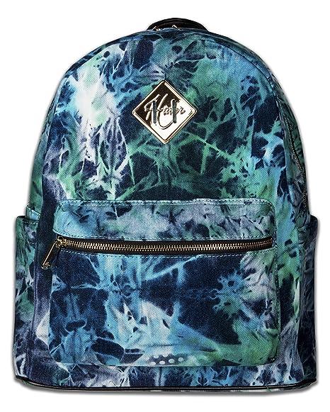 Hater gorra Co. Color azul tye Tie profundo océano escuela ...