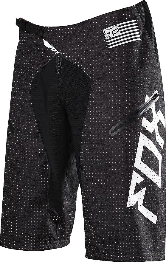 UK Fox Racing Men/'s Shorts MTB DH Mountain Bike Demo Shorts Summer T-5