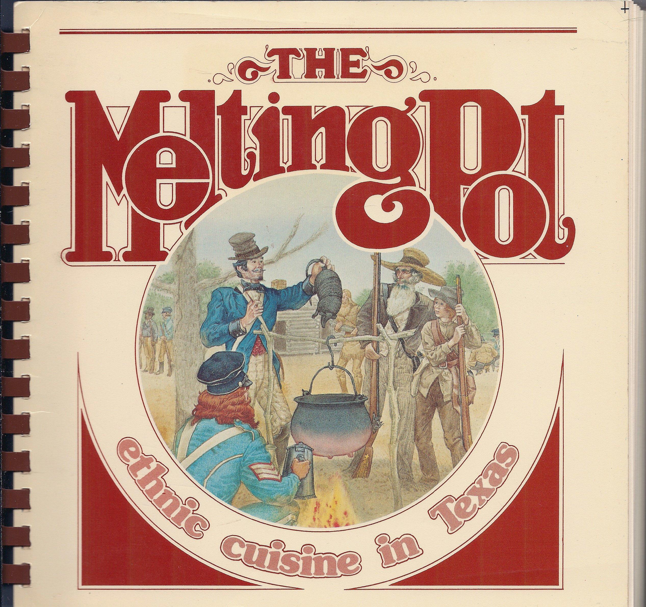 the melting pot ethnic cuisine in texas john l davis amazoncom  the melting pot ethnic cuisine in texas spiral bound