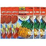 Lobo Brand Thai Satay Mix (Peanut Sauce) 3.5 Oz Each - 5 Packs