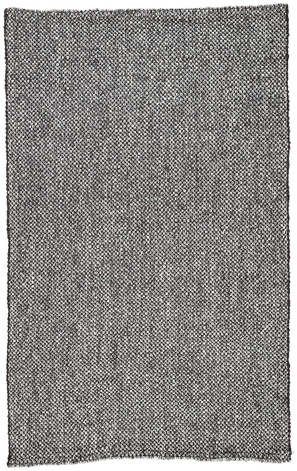 Amazon.com: Jaipur RUG138302 Topper Area Rugs, 8X10, Black, Gray: Kitchen & Dining