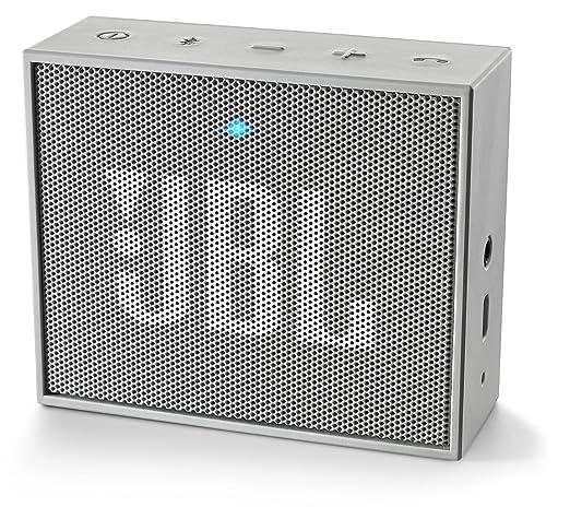 2285 opinioni per JBL Go JBLGOGRAY Diffusore Bluetooth Portatile, Ricaricabile, Ingresso Aux-In,