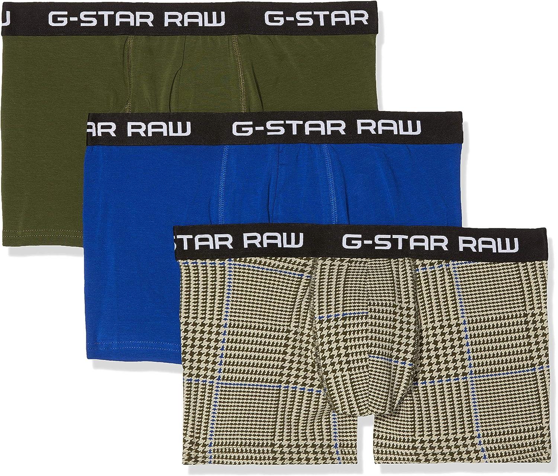 G-STAR RAW Classic Truk Camo 3-Pack Bañador para Hombre