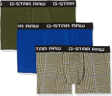 TALLA S. G-STAR RAW Classic Truk Camo 3-Pack Bañador para Hombre