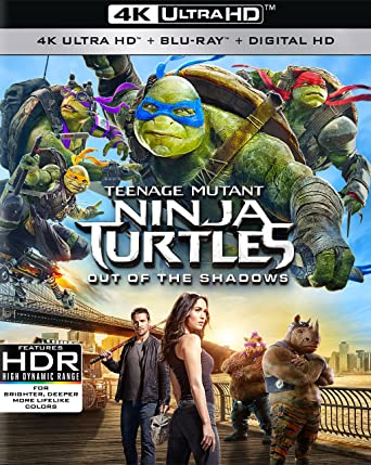 Amazon.com: Teenage Mutant Ninja Turtles: Out of the Shadows ...