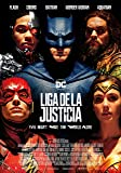 Liga De La Justicia (UHD) [Blu-ray]