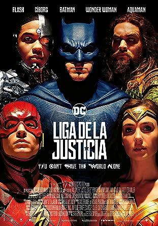 Liga De La Justicia [Blu-ray]