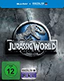 Jurassic World - Steelbook [Blu-ray]