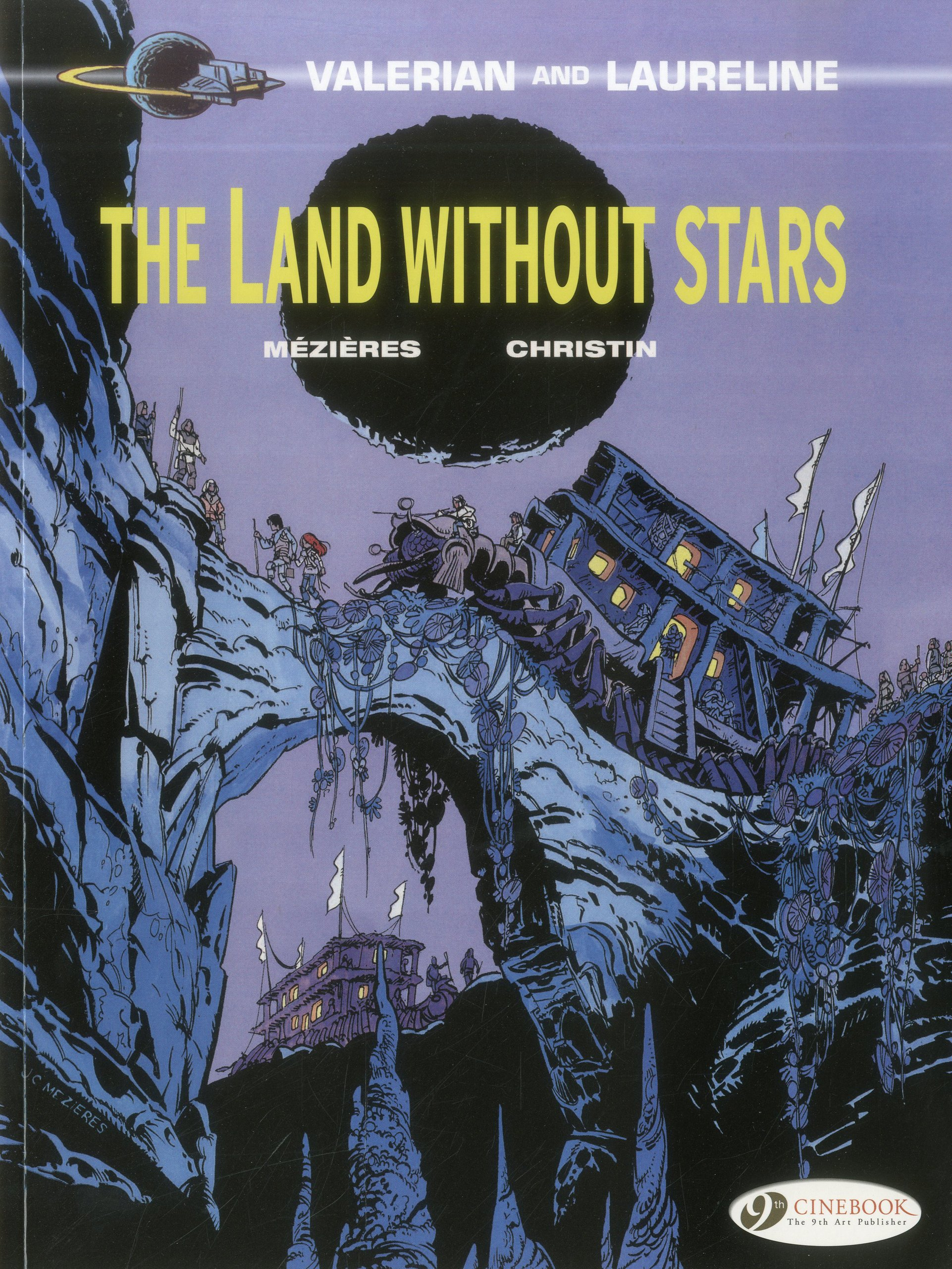 Download The Land Without Stars (Valerian & Laureline) ebook