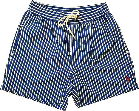 Ralph Lauren - Short de bain - - À rayures Homme Bleu Bleu - Bleu ... f61071bb400f