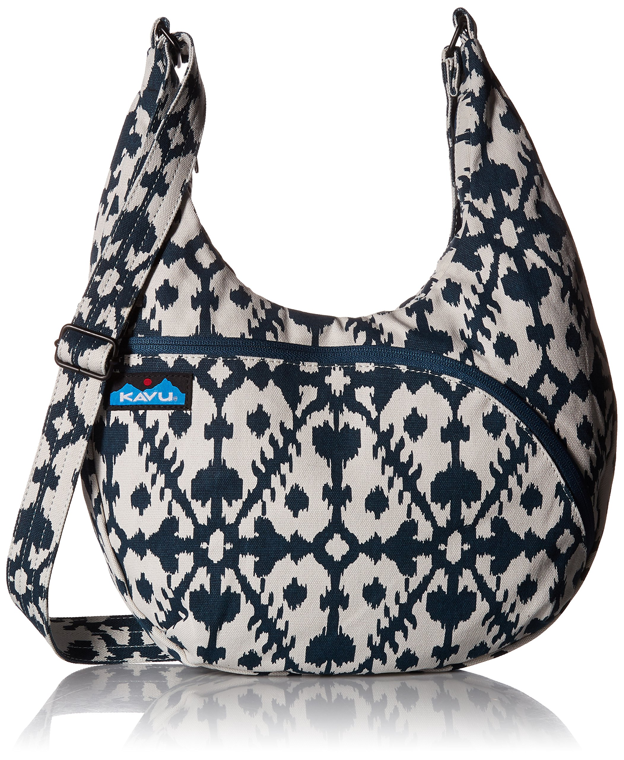 KAVU Women's Sydney Satchel, Blue Blot, One Size