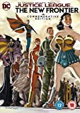 JUSTICE LEAGUE THE NEW FRONTIER COMMEMORATIVE EDITION [DVD] [2017]