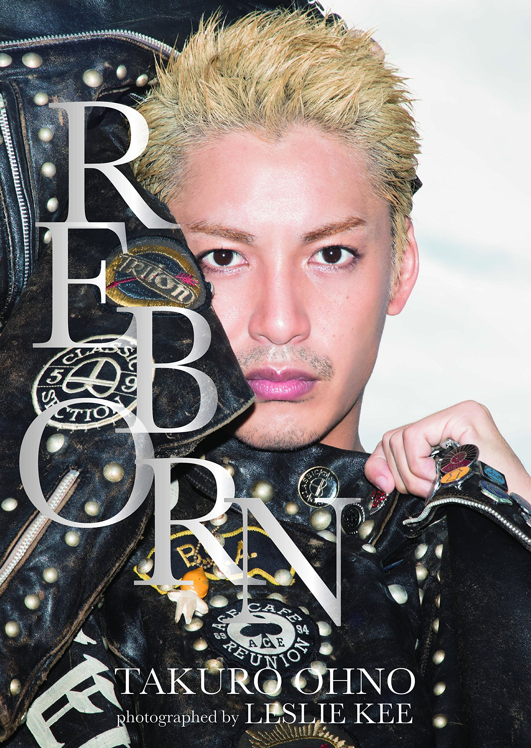 大野拓朗写真集『REBORN』