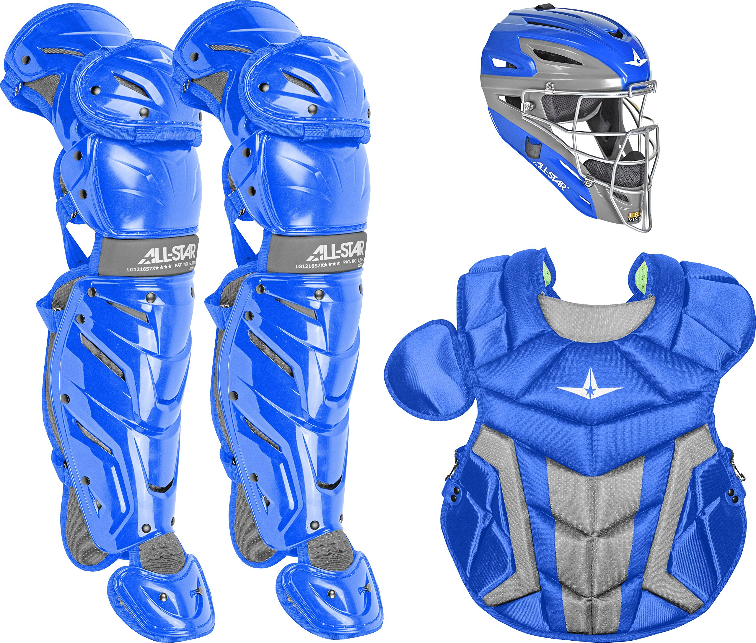 All-Star Inter System7 Axis Pro Catcher's Set (Ages 12-16) by All-Star
