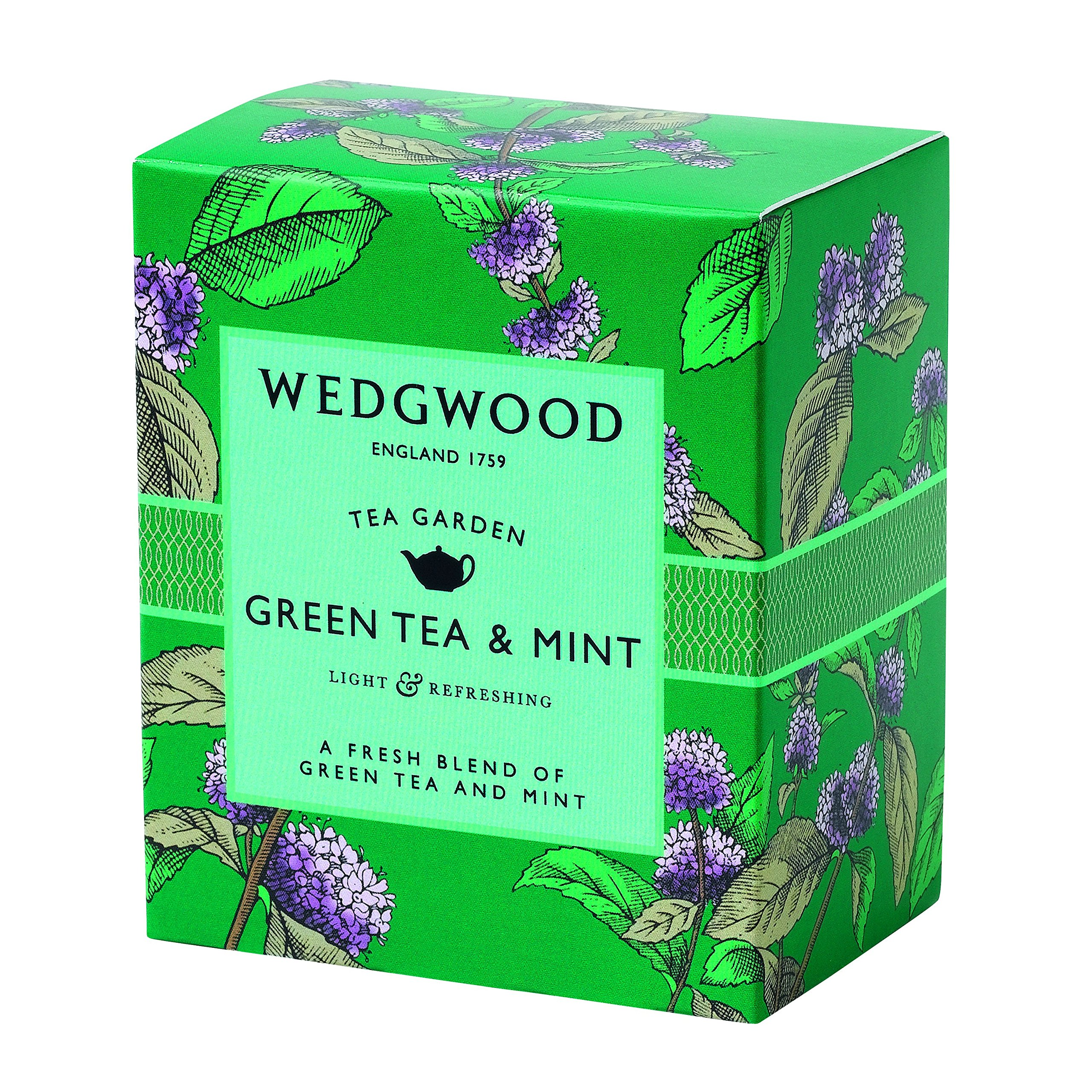 Wedgwood 40018085 Tea-Storage-Chests, 60g, Multiple
