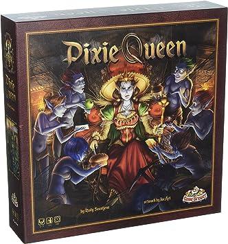 Game Brewer GAB001 Pixie Queen Juego de Mesa Estrategia, Multicolor: Amazon.es: Juguetes y juegos