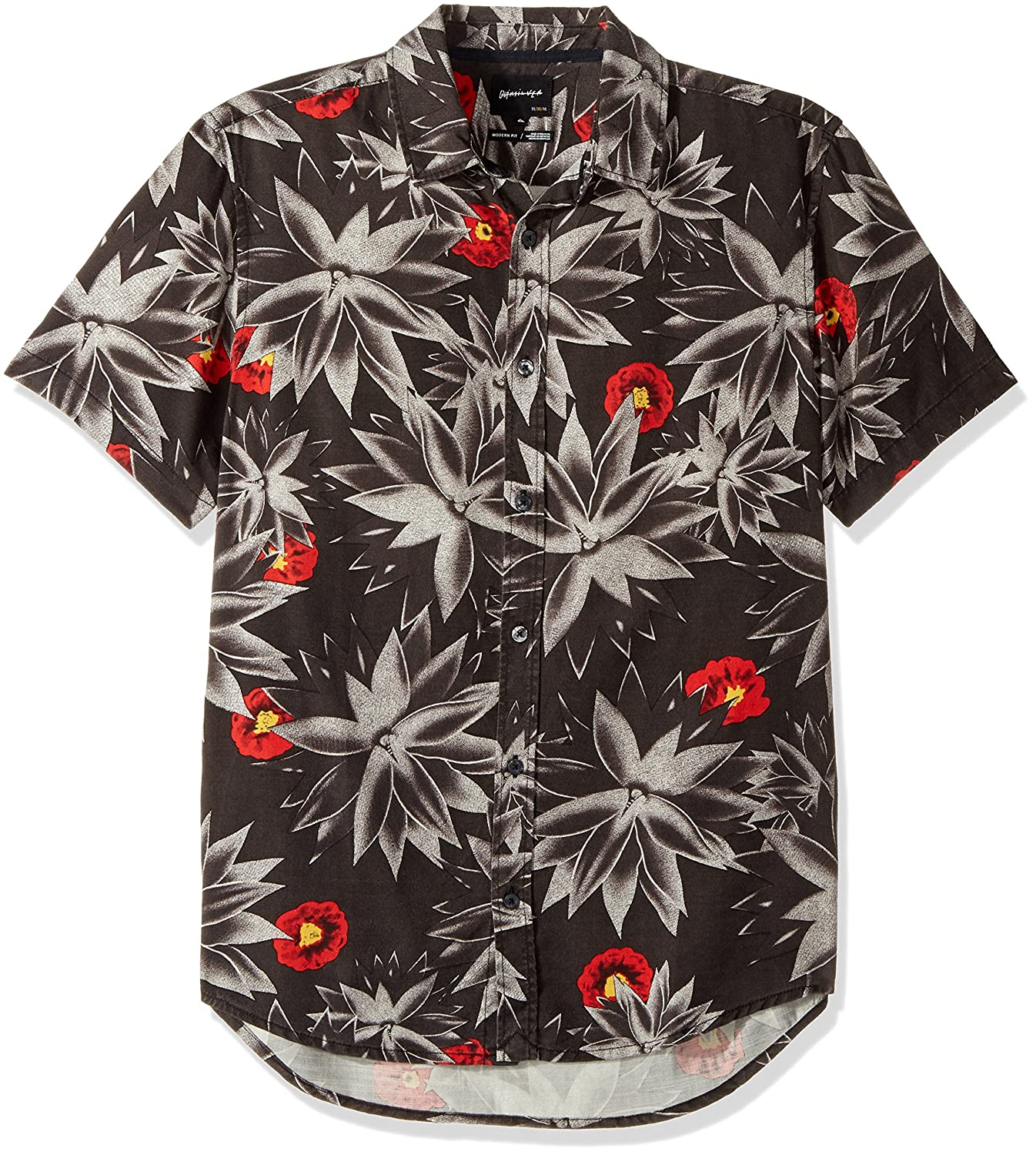 5d86a4cd6 Amazon.com: Quiksilver Men's Agave Shirt: Clothing
