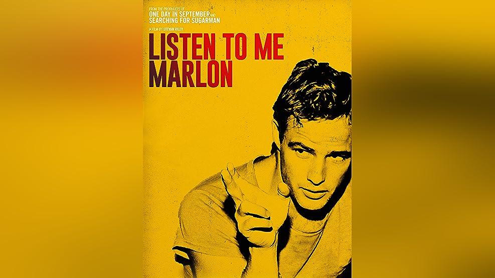 Listen to Me Marlon [OV/OmU]