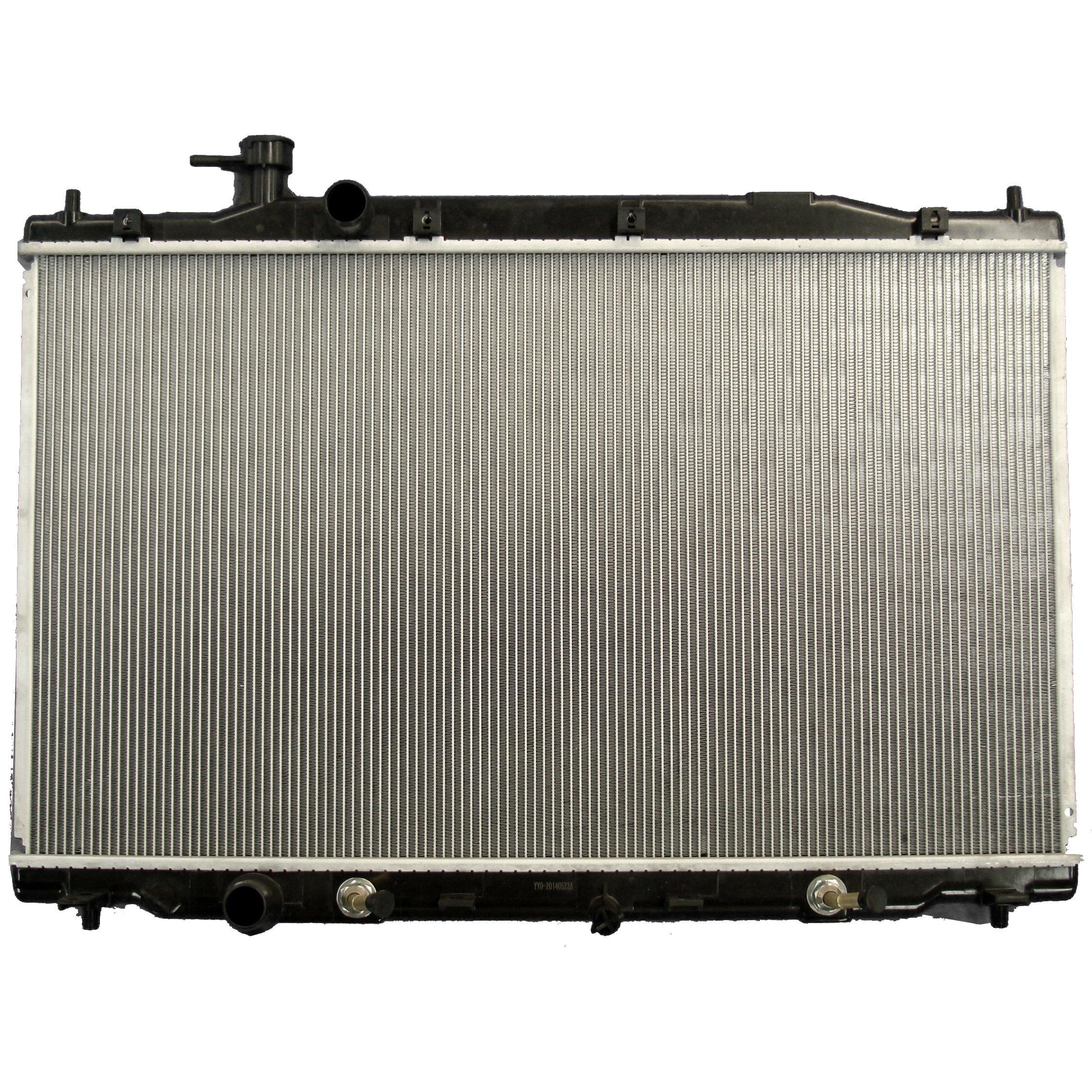 ECCPP Radiator 13155 for 2010-2011 Honda CR-V Sport Utility 4-Door 2.4L