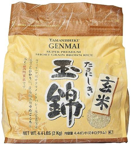 Tamanishiki Super Premium Brązowy Ryż