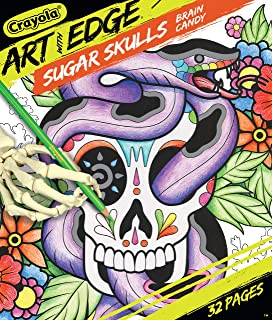 Graffiti Adult Coloring Book 04 0028 Crayola Art With Edge Drawing Sketch Pads Toys Games
