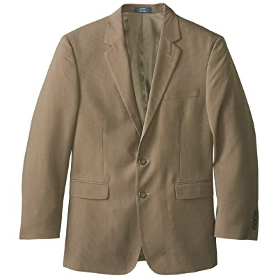 Arrow Men's Taupe Suite Separate Jacket at Men's Clothing store