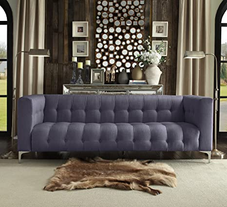 Amazon.com: Iconic Casa Capone modernas galleta Tufted ...