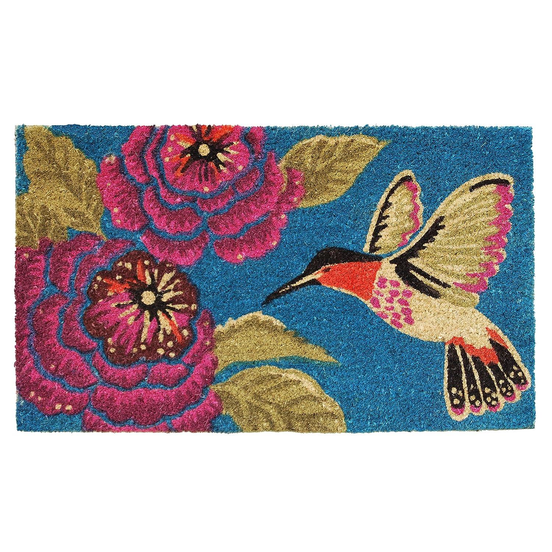 Home & More 120261729 Hummingbird Delight Doormat