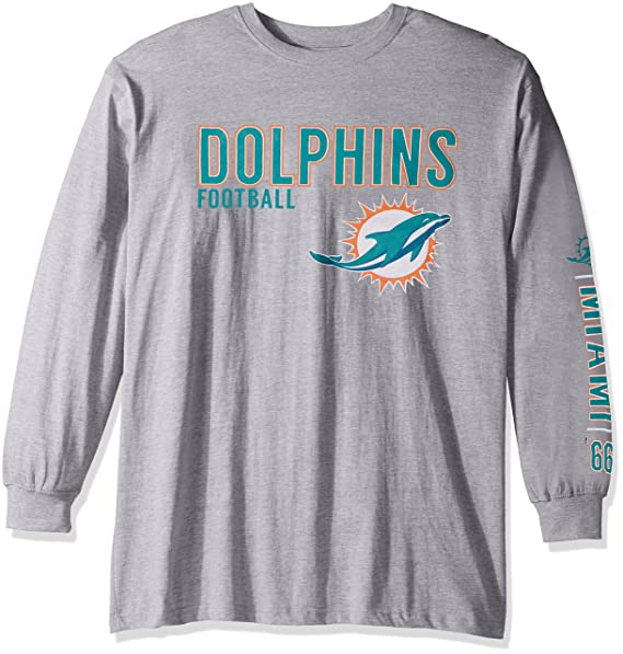 watch dd06f acd63 Profile Big & Tall NFL Unisex Long Sleeve Two Hit Tee