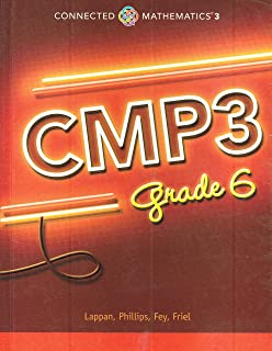 CONNECTED MATHEMATICS GRADE 6 STUDENT EDITION (SINGLE BIND