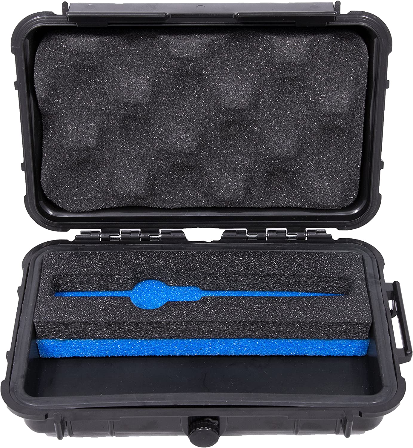 CLOUD/TEN Smell Proof Carry Case For V2 Pro Series 3x Portable Pen and Accessories Such as Cartridges, Coils, Atomizers, Charge Adapter and More - Includes FREE HERB CANISTER and GRINDER